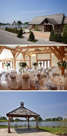 Sandhole Oak Barn wedding venue in Cheshire | Visit www.wedding-venues.co.uk
