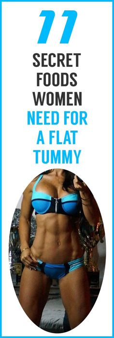 READ THIS! 11 Incredible Tips To Get That Flat Tummy And 6 Pack You've Always Wanted!
