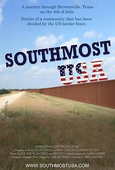 Award winning documentary about the border fence in Brownsville, Texas.