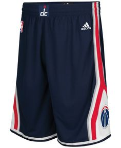 0190087b711f43 adidas Men s Washington Wizards 3G Swingman Shorts   Reviews - Sports Fan  Shop By Lids - Men - Macy s