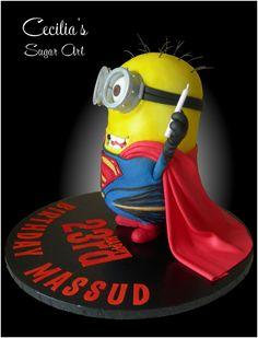 Minion of Steel Cake