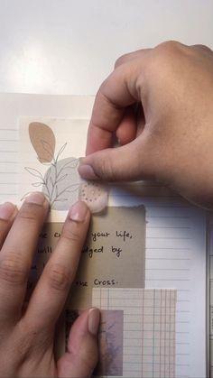 Bullet Journal Lettering Ideas, Bullet Journal Notebook, Bullet Journal Ideas Pages, Bullet Journal Inspiration, Art Journal Pages, Scrapbooking Journal, Mini Scrapbook Albums, Hand Lettering Tutorial, Bullet Journal Aesthetic