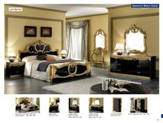 Buy online modern and luxury Bedroom Furniture at Discount Price. Complete your bedroom with affordable and stylish bedroom furniture sets from ESF Wholesale Furniture. Bedroom Design Inspiration, Living Room Decor Inspiration, Design Ideas, Furniture Inspiration, Full Bedroom Furniture Sets, Bedroom Decor, Black Furniture, Bedroom Ideas, Modern Furniture