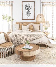 natural home decor Abby Pendant Light Home Decor Inspiration, Room Ideas Bedroom, Interior, Home, Room Inspiration, House Interior, Bedroom Inspirations, Apartment Decor, Room Decor Bedroom