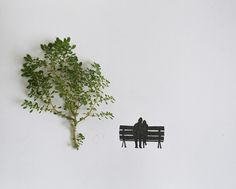 Personal Projects - Object Art: 1 by Tang Chiew Ling, via Behance