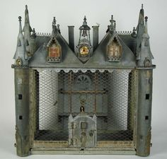 A chateau bird cage image 2