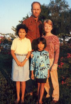 Brer' Dave and Family -  Maria, Dave, Sonya, and Judy