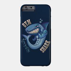 GymShark phone case