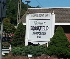 #1 Small Town in CT ~  Brookfield , CT 06804 @ Kim Gifford