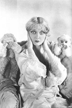 Mary Nolan hears no evil - c. 1920s