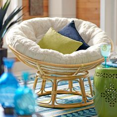 1000 Images About Moon Chair On Pinterest Papasan