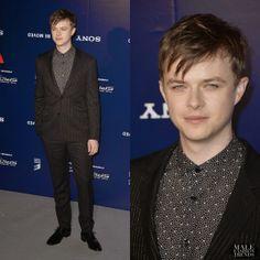 "Male Fashion Trends: Dane Dehaan en Prada – ""The Amazing Spider-Man 2"" Paris Premiere"