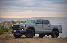First Drive: 2017 Toyota Tacoma TRD Pro | Credit: Derek McNaughton