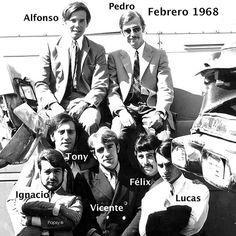 """1964. Los Pekenikes. Con """"Los cuatro muleros"""", empiezan los exitos del #pop español. Primer gran éxito de #LosPekenikes, y no precisamente gracias a la labor de su vocalista ya que el reconocimiento les vino de un tema instrumental,"""