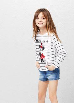 Camiseta imagen estampada | MANGO KIDS