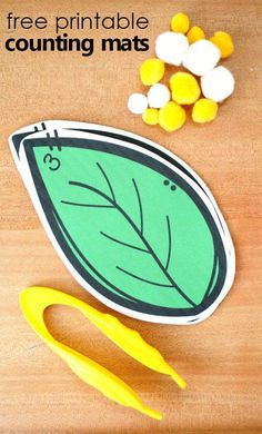Preschool Add these free printable caterpillar egg counting mats to your butterfly theme preschool activities for spring. Learn about the butterfly life cycle t… - Preschool Children Activities Preschool Themes, Preschool Science, Preschool Lessons, Preschool Learning, In Kindergarten, Fun Learning, Teaching, Preschool Crafts, Spring Preschool Theme