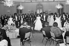 African American debutantes, The Questionettes, presentation at the Sheraton Universal, Los Angeles, 1972.