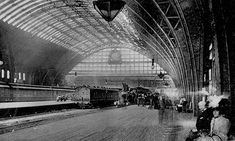 Manchester Central Station (GMex)