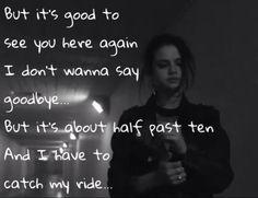 Camouflage - Selena Gomez lyrics