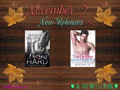 November 2, 2017 Releases