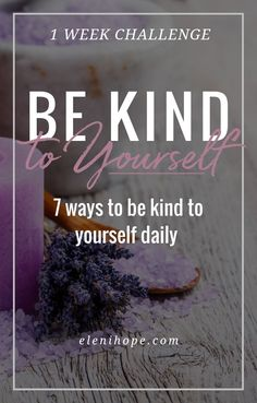Self-kindness is about caring and embracing ourselves for who we really are: emotionally, physically, spiritually, and mentally. Be kind to yourself. Is that something you practice daily? We value being kind to others, but rarely think about it in terms of ourselves. Happiness begins with treating ourselves with love, kindness and respect. Try one of these practices for at least a week and see what happens. #elenihope #happiness #kindness Self Confidence Tips, Confidence Building, Feeling Stuck, How Are You Feeling, What Is Thrive, Life Coach Quotes, What Is Self, Life Coaching Tools, Stress Relief Tips