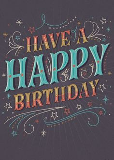 Are you looking for ideas for happy birthday typography?Check out the post right here for very best happy birthday ideas.May the this special day bring you happiness. Free Happy Birthday Cards, Happy Birthday Wishes For A Friend, Happy Birthday Vintage, Funny Happy Birthday Meme, Birthday Wishes For Him, Happy Birthday My Love, Happy Birthday Messages, Happy Birthday Quotes, Happy Birthday Greetings