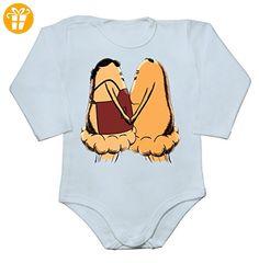 Romantic Onara Gorou Artwork Baby Long Sleeve Romper Bodysuit Extra Large - Baby bodys baby einteiler baby stampler (*Partner-Link)
