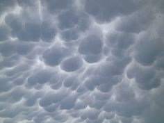 Mammatus clouds in advance of large thunderstorm over Canyon Lake Tx. The air where I was standing was perfectly still at the time. Texas Weather, Wild Weather, Weather Report, Weather Forecast, Mammatus Clouds, The Sky Is Falling, Canyon Lake, Weather Underground, World View