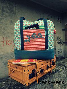berkwerk: Taschenspieler 3 #Reisetasche XXL und ....Gewinnspiel