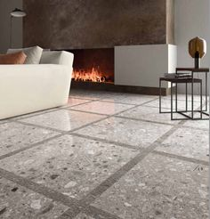 Audrey Series: Pezzo | Design and Direct Source faux terrazzo starts $4.35