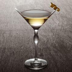 THE DREAMY DORINI SMOKING MARTINI  Contributed by Audrey Saunders  INGREDIENTS:  2 oz Absolut Vodka  .5 oz Laphroig Single Malt Scotch Whisky  1 dash Pernod  Glass: Martini  Garnish: Lemon twist