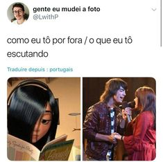 Memes, Kpop Girls, Humorous Pictures, Funny Things, Truths, Amor, Portuguese, Meme