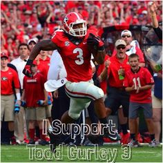 I SUPPORT TODD GURLEY 3
