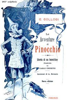 As Aventuras de Pinóquio - Histórias de um boneco - Carlos Collodi