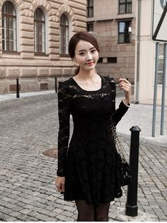 Wholesale brand dress with delicate lace  $ 7.00