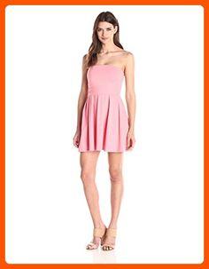 Susana Monaco Women's Harlow Dress, Sorbet, Large - All about women (*Amazon Partner-Link)
