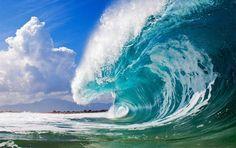 22 Photos pour vous Plonger au Coeur des Vagues de Hawaii (video)