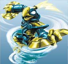 Legendary Free Ranger - Visit us at SkylanderNutts.com for more information on Legendary Free Ranger, retailers, reviews, unboxing and gameplay videos and more.