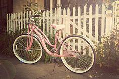 Perfect Pink bike