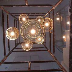 Bottom view  #vayehistudio #woodworking #woodwork #handmade #artandcraft #makers #productdesign #designinspiration #interior #homewares #designer #interiordesign #designers #homedecor #homestyling #light #lighthouse #lighting #interiordesign #instadesing #lightdesign #designstudio #עיצובפנים  #אדריכלות  #בלוגעיצובפנים #גלריה #רהיטי_יוקרה #עיצובישראלי #גופיתאורה #עבודתיד    #Regram via @studio_vayehi Pendant Lights, Arts And Crafts, Chandelier, Woodworking, Ceiling Lights, Instagram Posts, Handmade, Home Decor, Candelabra