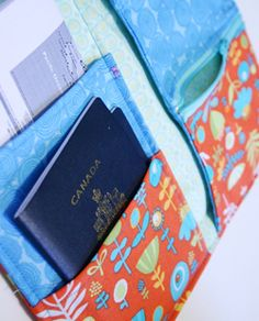 November 10 ~ Gifts for Travelers | Sew Mama Sew |