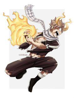 Natsu- fairy Tail