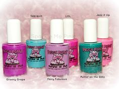 @Piggy Paint http://www.sparklemepink.com/2013/05/how-to-give-your-2-year-old-manicure.html
