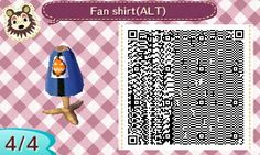 (4/4) Fandom shirt. Comes in blue, green, and pink as of now. If you'd like a different color please request as such and specify a color! (Left sleeve: Triforce from The Legend of Zelda. Right sleeve: Soul Eater emblem from Soul Eater.)