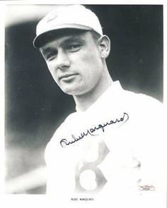 """Rube Marquard HOF New York Giants Autographed 8x10 Photograph Vintage JSA COA . $100.00. New York Giants PitcherRube MarquardMember of the Baseball Hall of FameHand Signed 8x10"""" Black White Photo.WONDERFUL AUTHENTIC BASEBALL COLLECTIBLE!!AUTOGRAPH AUTHENTICATED BY JAMES SPENCE AUTHENTICATION (JSA), ITEM COMES WITH NUMBEREDJSAAUTHENTICATION STICKER ON ITEM, AND MATCHING JSA CERTIFICATE OF AUTHENTICITY (COA).JSA COA#: G 95338"""