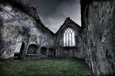 Adare Manor Ruins, Ireland | Flickr