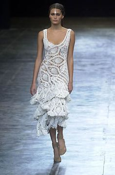 unknown houte couture, who knows? Stil love love love it!