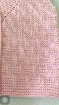This post was discovered by Filiz Özdemir. Discover (and save!) your own Posts on Unirazi. Knitting Charts, Knitting Stitches, Knitting Patterns Free, Free Knitting, Baby Knitting, Stitch Patterns, Baby Pullover, Diy Scarf, Easy Stitch