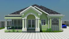 offers complete architectural design and Turn-key Construction Services, Since its inception, Design Planner, LLC has established itself in the Africa as an excellent Design & Build Firm Four Bedroom House Plans, My House Plans, Village House Design, Bungalow House Design, Classic House Design, Modern House Design, Facade Design, Architecture Design, Pallet Home Decor