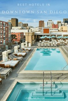Find out where to stay in downtown San Diego and its Gaslamp Quarter.